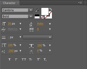 Working with text effects in After Effects (Part 1 of 2) – Justin