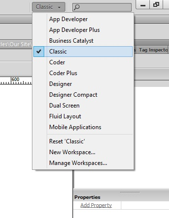 Setting up a new website in Dreamweaver CS6  Part 1/2